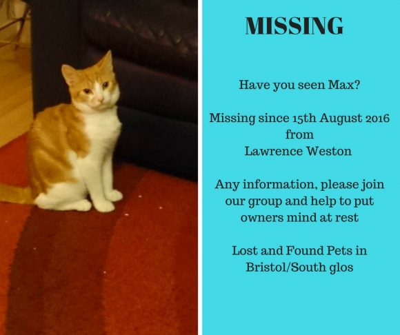 missing since August 15th 2016… lawrence weston